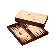 Backgammon Board in Wood Erikousa S Travel