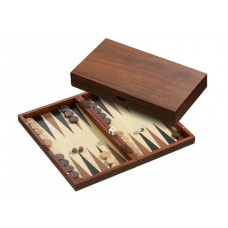 Backgammon Board in Wood Andros brown M