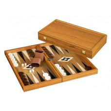 Backgammon Board in Wood Lesvos L