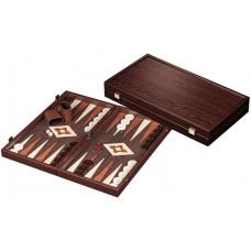 Backgammon Board in Wood Limnos L