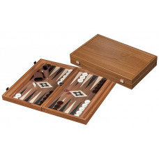 Backgammon Board in Wood Polyfados L