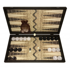 Backgammon Board in Wood Koufonisi L