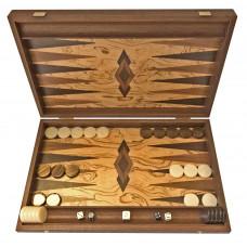 Backgammon Board in Wood Akrathi L