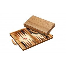 Backgammon set Made of Wood Kreta M