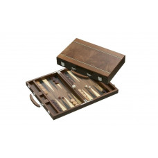 Backgammon Set Made of Wood Zakynthos M