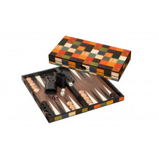 Backgammon Board in Wood Fourni M