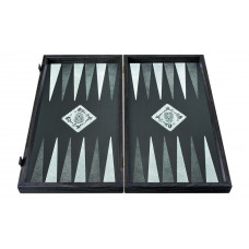 Backgammon Board in Wood Craneo L