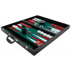 Backgammon in Green XL, Tournament deep