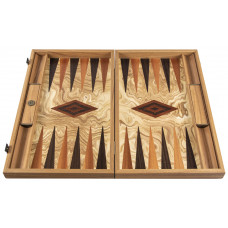 Backgammon Board in Wood Uranos L