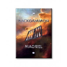 "Backgammon Book 404 p ""Backgammon"" (0234)"