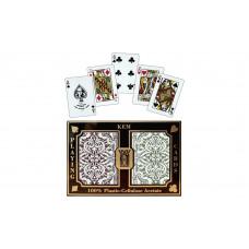 KEM Playing Cards Bridge size Jacquard Regular Index