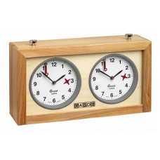 Chess-clock Gardé Mechanical Wooden case