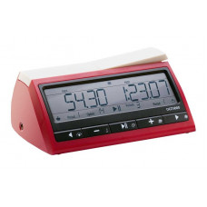 Chess-clock DGT 3000 Advanced in Red