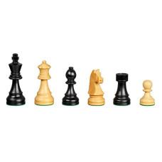 Wooden Chessmen hand-carved Staunton KH 57 mm