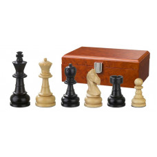 Wooden Chess Pieces Hand-carved Chlodewig KH 83 mm