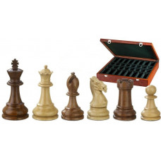 Chess Pieces Hand-carved Karl the Great KH 95 mm