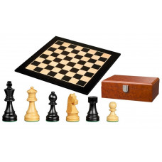 Chess Set Ageless L Black