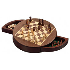 Chess Set Rounded SM