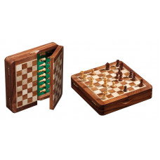 Chess Set Coffer Magnetic XS