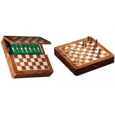 Chess Set Coffer Magnetic S
