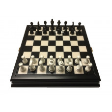 Chess Complete Set Not Foldable XL Dripstone (41806)