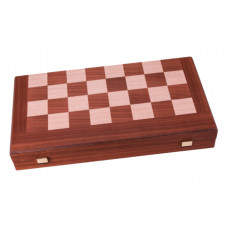 Backgammon & Chess Wooden Hellenic L