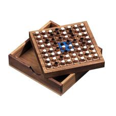 Othello / Reversi Game S Natural samena-wood