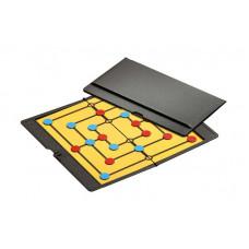 Nine Men's Morris / Mills Magnetic Pocket XS