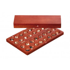 Omweso Set Cassette M (Mancala advanced version)
