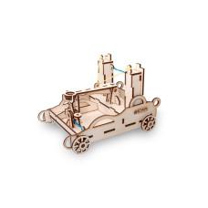 Wooden 3D puzzle Ballista