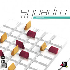 Squadro - Strategy game for 2 players