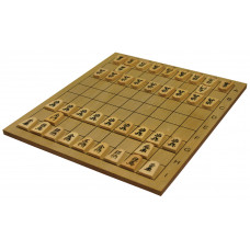 Shogi Game Classic Made of Wood
